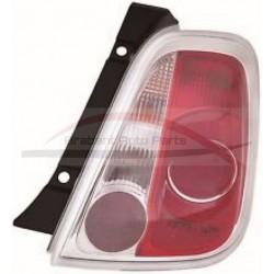 Fiat 500 achterlicht