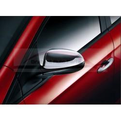 Fiat Bravo vanaf 2007 spiegelkappenset chroom