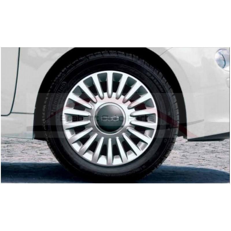 Fiat 500 Velgenset
