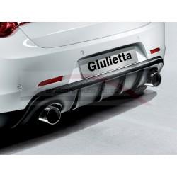 Alfa Romeo Giulietta  diffuser / onderste bumperdeel