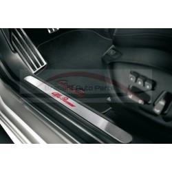Alfa Romeo Giulietta  instaplijsten verlicht
