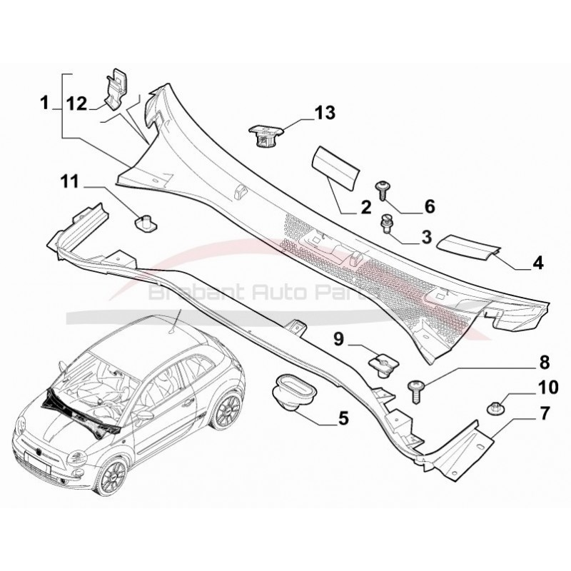 Fiat Ducato 2007 Engine Diagram