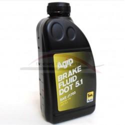 Agip / ENI DOT 501 brake fluid / remvloeistof 1 liter