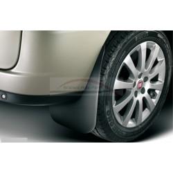 Fiat Doblo 2010-2016 spatlappen achterzijde set
