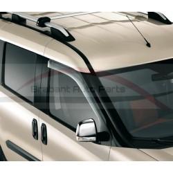 Fiat Doblo 2010-2016 windgeleiders voorzijde