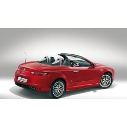 Alfa Romeo Spider achterbumperspoiler