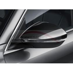 Alfa Romeo Stelvio spiegelkappen  glanzend zwart