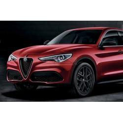 Alfa Romeo Stelvio grille Mat Miron