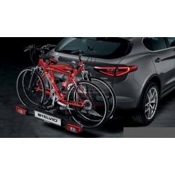 Alfa Romeo Stelvio fietsendrager voor trekhaak