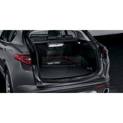 Alfa Romeo Stelvio beschermplaat binnenbak kofferbak