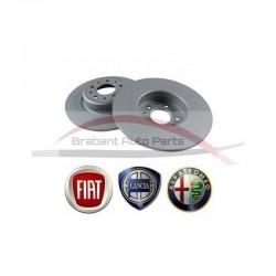 Fiat Punto 1.2 remschijvenset vooras