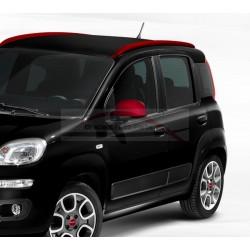 Fiat Panda vanaf 2011 langsdragerset op kleur