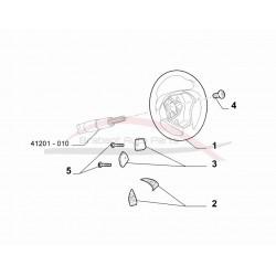 Fiat Grande Punto stuurwielbediening 3 functies