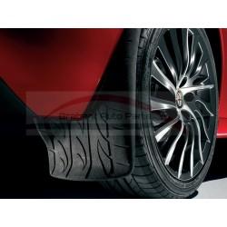 Alfa Romeo Giulietta spatlappen achterwielen