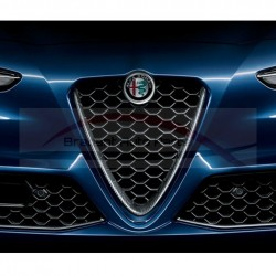 Alfa Romeo Giulia grille omlijsting carbon