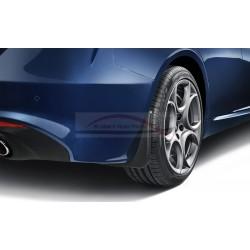 Alfa Romeo Giulia spatlappen voor achterwielen