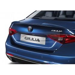 Alfa Romeo Giulia spoiler achterzijde ABS