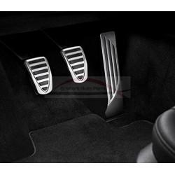 Alfa Romeo Giulia sportpedalen aluminium handgeschakelde versnellingsbak