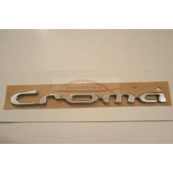 Fiat Croma 2005-2010 embleem achterzijde