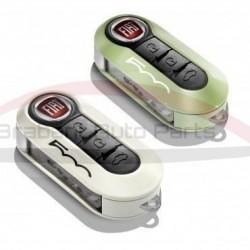 Fiat 500 keycoverset