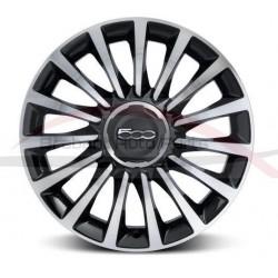 Fiat 500 L velgenset 17 inch brunex grey
