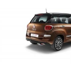 Fiat 500L trekhaak met 1000 kg aanhangergewicht