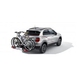 Fiat 500L fietsendrager voor op trekhaak