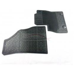 Fiat Fiorino/ Qubo, rubber mattenset voorzijde