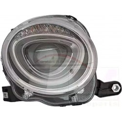 Fiat 500 koplamp
