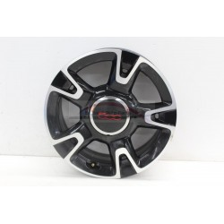Fiat 500 lichtmetalen velg 16 inch origineel