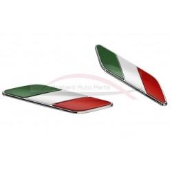 Badge Tricolore set