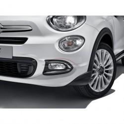 Fiat 500 X chroom omlijsting mistlampen