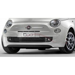 Fiat 500 2007-2012 bumperspoiler