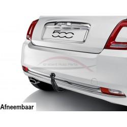 Fiat 500/500c trekhaak afneembaar