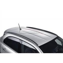 Fiat 500X dakrails set zwart (2 stuks)