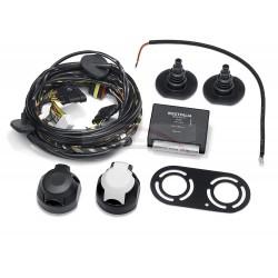 Fiat 500X 13 polige kabelset voor trekhaak