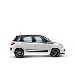 Fiat 500L raamlijststicker met 500-logo