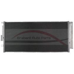 Fiat 500 Abarth aircocondensor