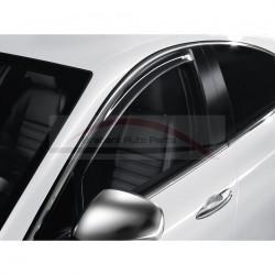 Alfa Romeo Giulietta windeleiders portieren voorzijde set