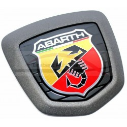 Fiat 124 Spider Abarth embleem voorzijde