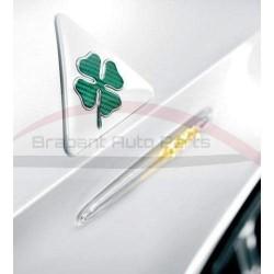 Alfa Romeo Mito Quadrifoglio verde klaver 4 badge
