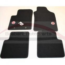 Fiat Idea vanaf 2004 mattenset met Fiat logo's