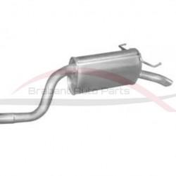 Fiat Idea 1.4 8/16V uitlaat einddemper