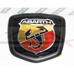 Fiat 500 / 500 Abarth Competizione embleem achterzijde