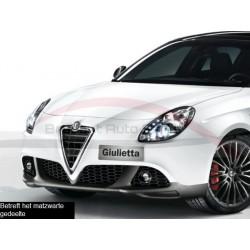 Alfa Giulietta 2013-2016, bumperspoiler voorzijde