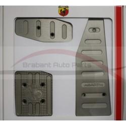 Fiat 500 Abarth en 500 C Abarth automaat/ Dualogic, sportpedaalset