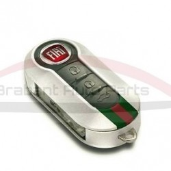 Fiat 500/ Punto EVO, keycover Gucci Bianco