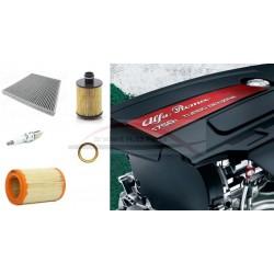Alfa Romeo Giulietta 1.8 TBI QV  beurtpakket