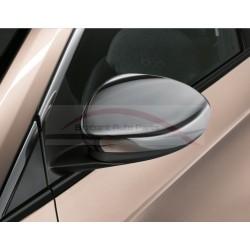 Fiat 500E spiegelkappen chroom