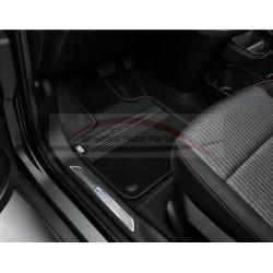 Fiat 500E instaplijsten met verlichting